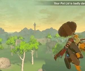 Gdy czytasz w recenzjach, że nowa Zelda jest najtrudniejszą grą z całej serii