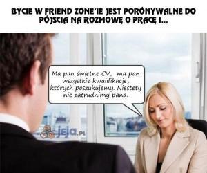 Profesjonalnie wytłumaczony friend zone