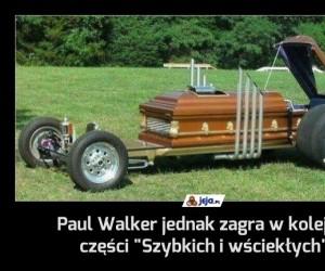 """Paul Walker jednak zagra w kolejnej części """"Szybkich i wściekłych"""""""