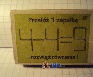 Rozwiąż zagadkę