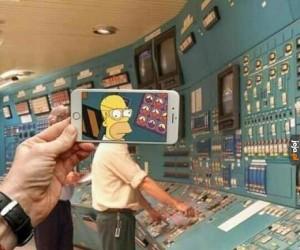Simpsonowie są wśród nas