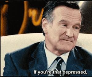 Największa z mądrości Robina Williamsa
