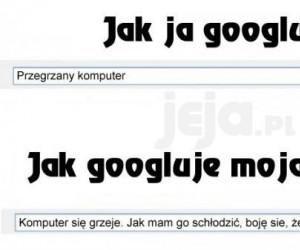 Jak skomplikować najprostszą czynność - Googlowanie