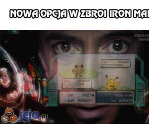 Nowa opcja w zbroi Iron Mana