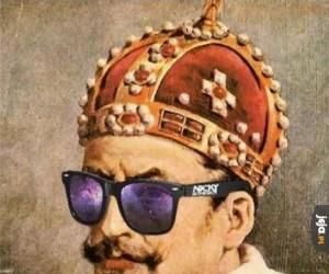 Ulubiony król polskiej młodzieży