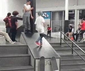 Śmietnik Pro Skater