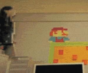 Biurowy Mario
