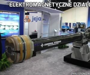 Elektromagnetyczne działo