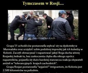 Imigracja po rosyjsku