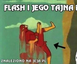 Flash i jego tajna broń