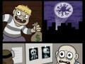 Człowiek-Nowotwór walczy z przestępcami!