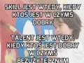 Skill i talent