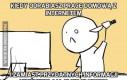 Kiedy odrabiasz pracę domową z Internetem