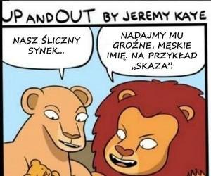 Skąd się wzięło imię Skazy?