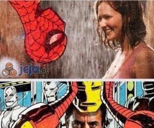 Komiksy i filmy w jednym