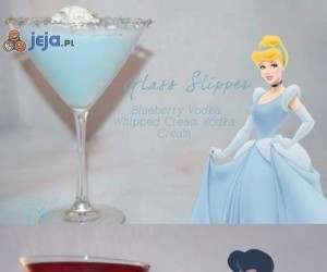 Drinki Disneya