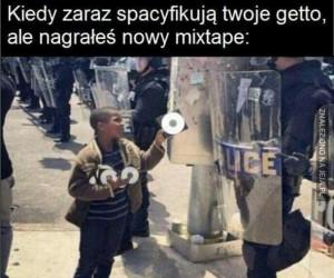 Muzyka z getta