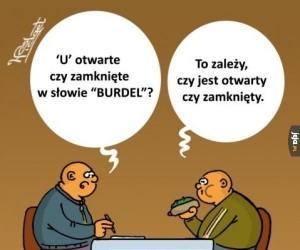 Język polski zmiennym jest