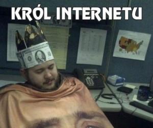 Król internetu