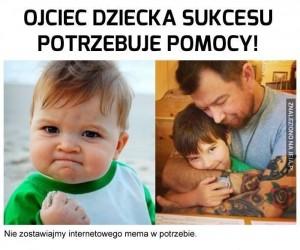 Pomoc dla dziecka sukcesu