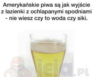 Amerykańskie piwo