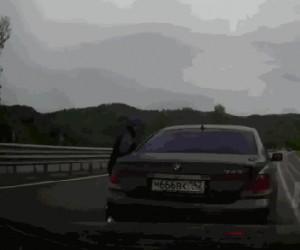 Codzienność na rosyjskich drogach