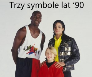 Trzy osoby-symbole