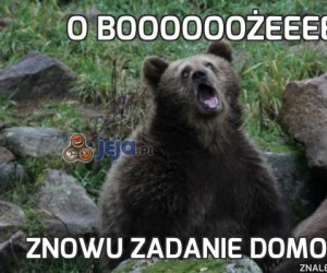 O Boooooożeeee!