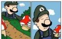 Luigi, wystarczy tych grzybków