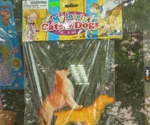 I weź kup dziecku zabawkę...