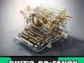 ...bo klawiatura jest zbyt mainstreamowa
