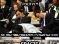 Jaka jest różnica pomiędzy graczami i politykami