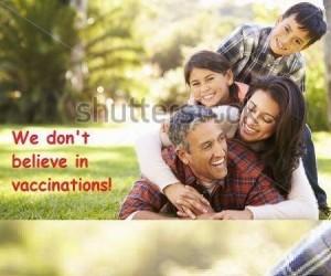 Nie wierzymy w szczepionki