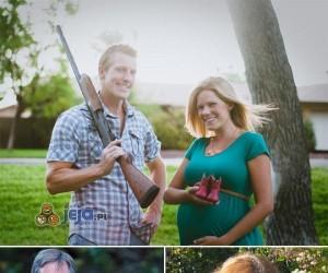 Totalnie dziwne ciążowe zdjęcia