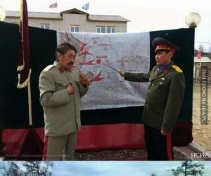Azjaci rekonstruują II Wojnę Światową