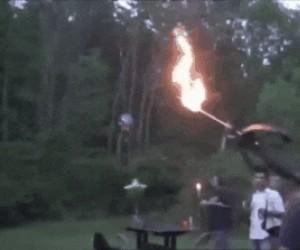 Tak się rozpala ognisko!
