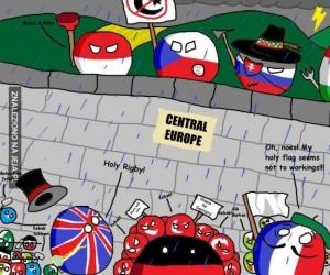 Kraje słowiańskie się nie dadzą