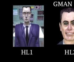 G-Man w HL3