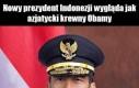 Nowy prezydent Indonezji