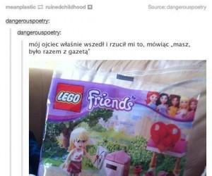 """Lego nie da się tak po prostu """"odpuścić"""""""