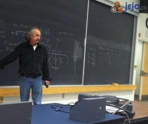 Einstein powrócił!