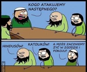 Tymczasem u muzułmanów...