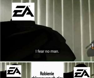 Najgorszy koszmar EA
