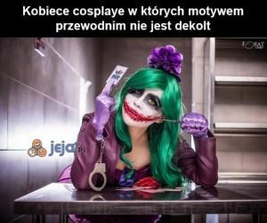Kobiece cosplaye