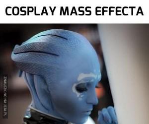 Cosplay Mass Effecta