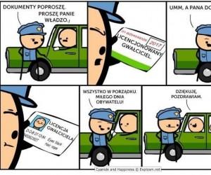 Licencja ( ͡° ͜ʖ ͡°)