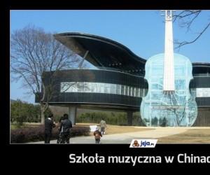 Szkoła muzyczna w Chinach