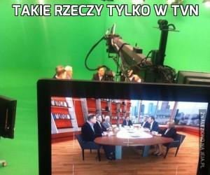Takie rzeczy tylko w TVN