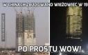 W Chinach zbudowano wieżowiec w 19 dni