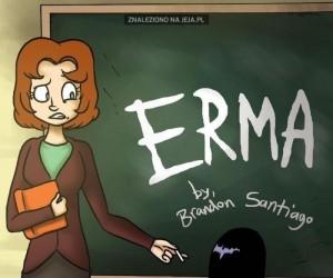 Erma i pierwsze dni w szkole